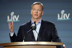 Goodell Asks For Changes On Minority Hiring