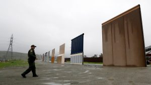 Donald Trump Announced That a Favorable Court Ruling Will Allow Him To Build One Of The Largest Parts Of The Wall With Mexico