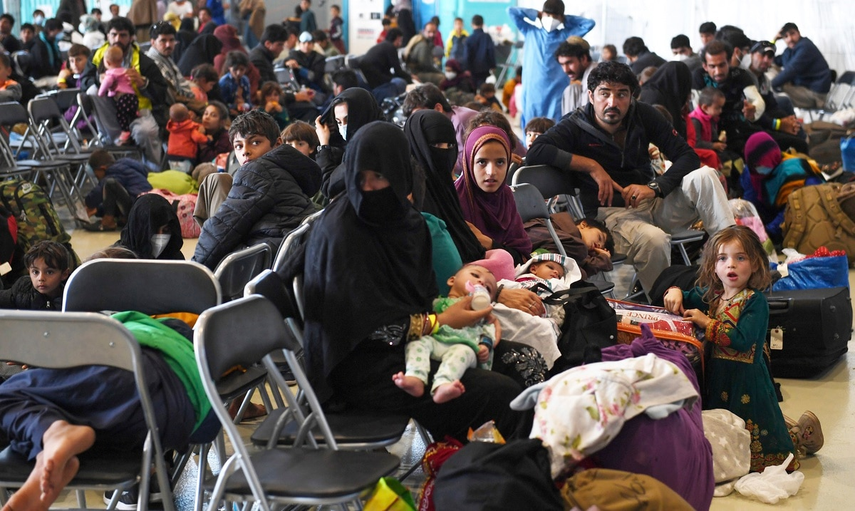 The United States aims to host 125,000 refugees in the next year